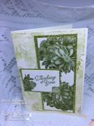 Heartfelt blooms inspired by Ann Craig