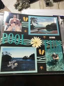 Pool Fun page