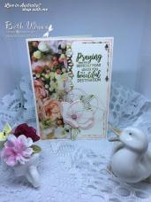 Petal Promenade Card